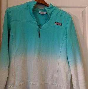 Vineyard Vines Ombre Shep Shirt Size Large